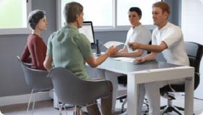 A consulta médica